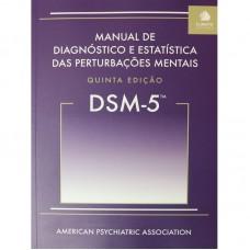 Manual de Diagnóstico e Estatística das Perturbações Mentais (DSM-5)
